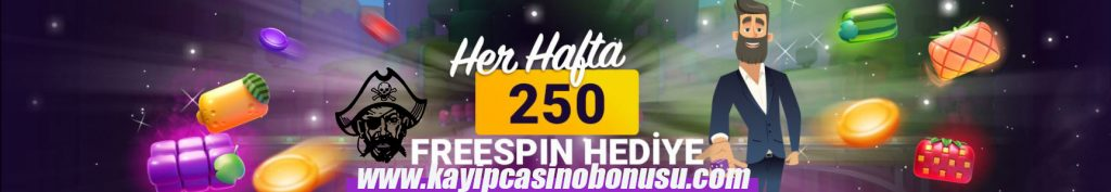 250 Freespin