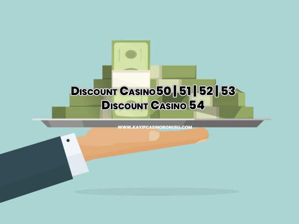 Discount Casino50 | 51 | 52 | 53 | Discount Casino 54